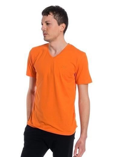 Slazenger Tişört Renkli